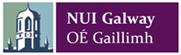 National University of Ireland Galway logo